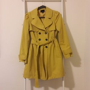 Jackets & Blazers - Cynthia Rowley trench coat
